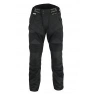 Black Tab Summer Mesh Motorcycle Black Trousers CE Armoured Cordura Waterproof Trousers Free P&P